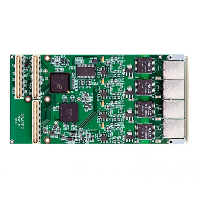 ДРМС115 -Модуль интерфейса Ethernet 1000BASE-T
