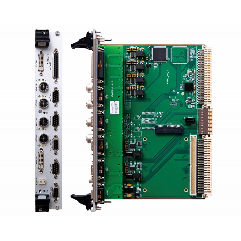 Д31CA -Процессорный модуль